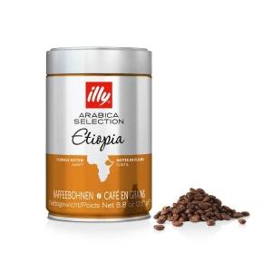 illy, szemes kávé Etiópia Selection Etiópia, 250 gr