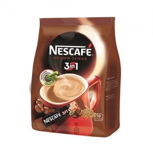 Nescafé 3in1 Barna cukros 10x17g