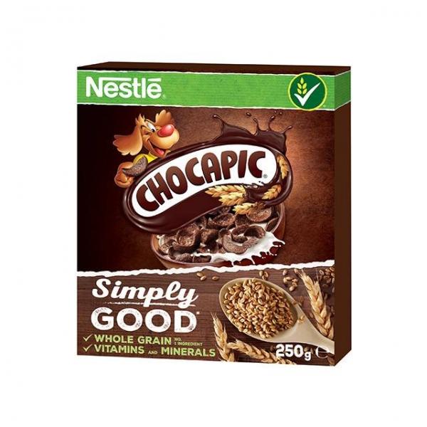 Chocapic csokiízű, ropogós gabonapehely 250 g