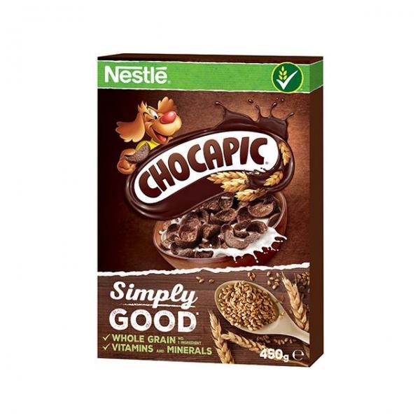Chocapic csokiízű, ropogós gabonapehely 450 g