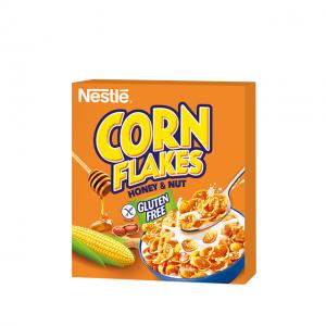 Corn Flakes kukoricapehely mézzel és földimogyoróval 300 g
