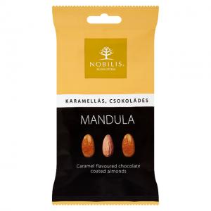 Karamellás csokoládés mandula 100g