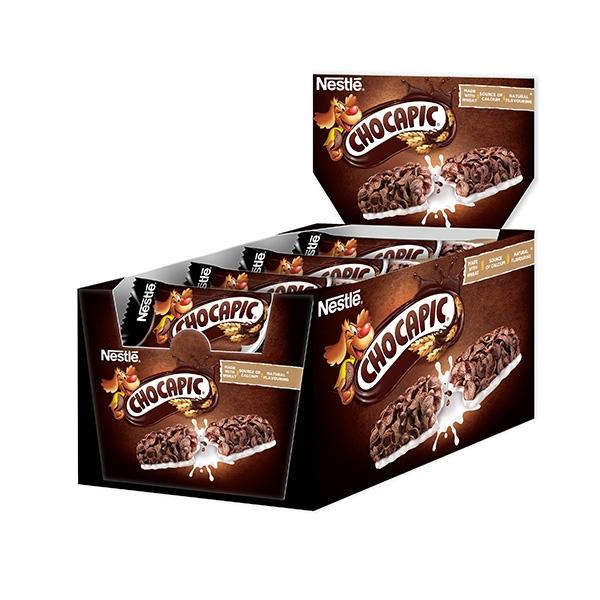 Chocapic szelet kínáló karton 25gx16db