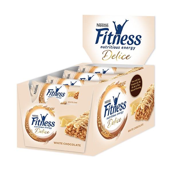 Fitness Delice 16p White