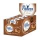 Fitness Delice Fehér csoki szelet kínáló karton 22,5gx16db