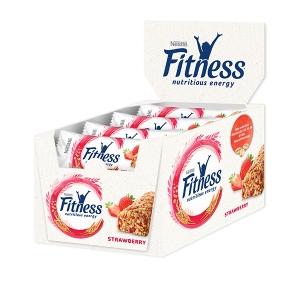 Fitness Epres szelet kínáló karton 23,5gx16db