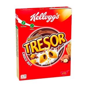 Tresor Choco Nut 375g